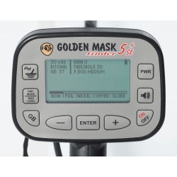 Металдетектор Golden Mask 5+ SE Platinum 15-30 kHz