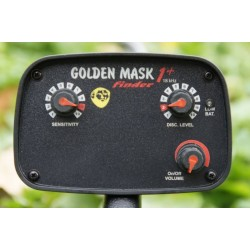 Металдетектор Golden Mask 1 + 18 kHz